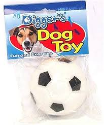no squeak dog toys warren pet s diggers vinyl ball toy with squeaker