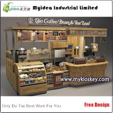 Coffee Shop Display Stands Custom superior street vending coffee kiosk for coffee shop 8