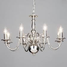 c01 lc2133 elegant polished nickel ceiling pendant luxurious glam style