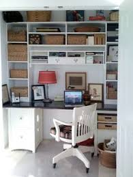 office closet ideas. Modren Office Office In A Closet  Utilize Nooks And Crannies To Capitalize On Usable  Space Throughout Ideas O