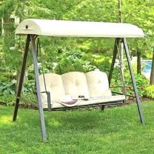 canopy swing swing with canopy 3 person metal outdoor swing with canopy swing seat canopy covers