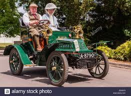 an old car at the national motor museum at beaulieu in beaulieu hshire england britain uk