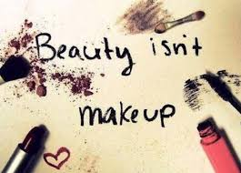 Being Beautiful Quotes Tumblr Best Of Beauty Isn't Makeup Read About Staying Your Naturalself On Www