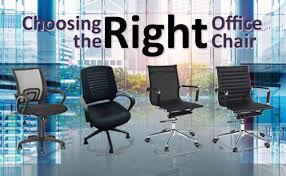choosing an office chair. Choosing An Office Chair N