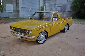 Awesome in Austin: 1976 Toyota Hilux Pickup