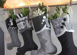 gray christmas stockings. Brilliant Stockings IMG_3187 Ebu0026IvoryHorizontalCollage And Gray Christmas Stockings I