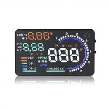 Wins Novelty HUD <b>A8 Car HUD</b> Display OBD2 5.5 Inch Digital ...