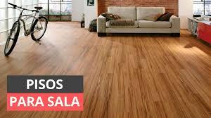 O piso apresenta vários tons, mais claros e mais escuros, o que cria um certo dinamismo na decoração. Pisos Para Sala Como Escolher O Modelo Para Casa Youtube