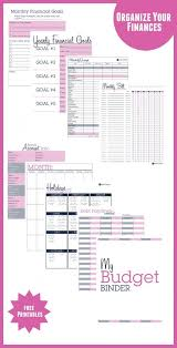Online Free Budget Planner My Secret For Saving Money Budget Binder Printables Diy Ideas