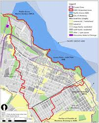 Pacific Grove Area Of Special Biological Significance City