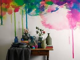 painting walls ideasPainting Your Walls With Watercolors  25 Ideas  RemoveandReplacecom
