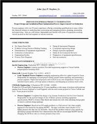 Resume Templates Awesome Successful Objectives In Chemical