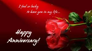 1st Wedding Anniversary Wishes Sms