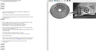 Minimum Thickness Front Discs Mbworld Org Forums