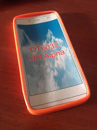 Alcatel Idol Alpha OT-6032 - nova ...