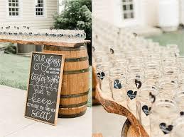 Navy Springfield Manor Winery And Distillery Wedding