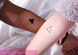 Hodnota Trojúhelníku Tetování Ve Starověku A Moderním Světě Péče
