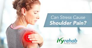 It encloses the heart and lungs. Can Stress Cause Tension In Neck Or Shoulders Ivy Rehab