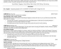 Resume Examples For Teachers 16 Example Resume For Teacher Middle