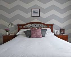 Paint A Bedroom Wall Ideas With Incredible Painted Walls White Door 2018