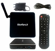 <b>Медиаплеер REFLECT TV BOX</b> MS 2.16