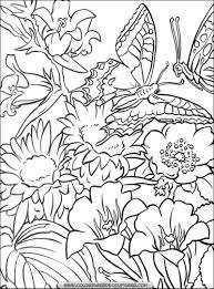 Coloriage Colorier De Plante
