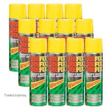 pre fix heavy duty carpet and upholstery spray adhesive x 12