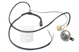 horn kit 12 volt wire harness oliver parts for tractors horn kit 12 volt wire harness
