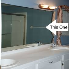 Bathroom Big Mirrors Large Wall Mirrors For Bathrooms