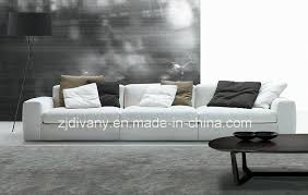 Wooden Living Room Fascinating China Italian Modern Style Living Room Wooden Leather Sofa Set D48
