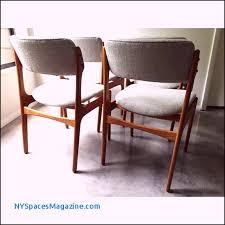 reupholster dining chair back lovely vine erik buck o d mobler danish dining chairs set 4
