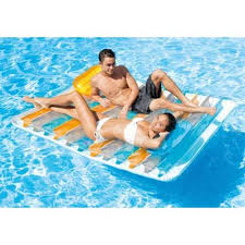 <b>Intex Giant Floating</b> Mat | Sherper's