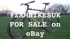zambikes bamboo bike frames uk