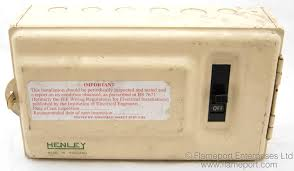 henley metal cased way fusebox henley fusebox