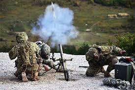 Us Army Platoon Fort Benning Mortar Platoon