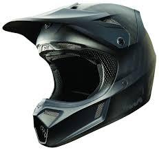 Fox Racing V3 Helmet Solid Revzilla