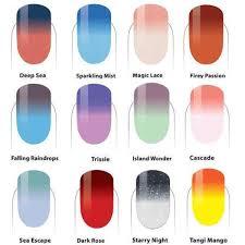 Lechat Perfect Match Mood Changing Gel 12 Color Set 25