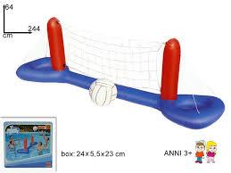 Bestway set volley 244x64cm bambini sassa store ecommerce