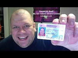 Rueff License My d Randall - M Youtube A Indiana Driver's New 8-8-2016