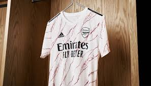 Arsenal jersey 20/21 #3 kieran tierney. Adidas Product Designer James Webb On Arsenal 20 21 Away Shirt Soccerbible
