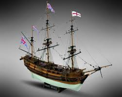 mamoli mv20 hms beagle 1 64 scale wood ship model kit em dj