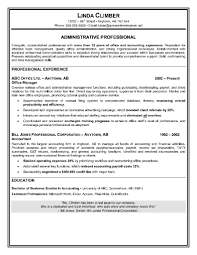 resume for administrative assistant getessay biz administrative resume sample for resume for administrative