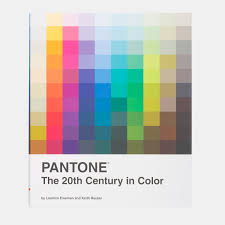Pantone Color Design Pantone The 20th Century In Color