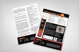 flyers orlando orlando graphic design expanding foam flyer