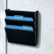 office door mail holder. Glamorous Studio Single Wall Pockets Letter White Paper Racks Three Tiered Metal Material Office Door Mail Holder C