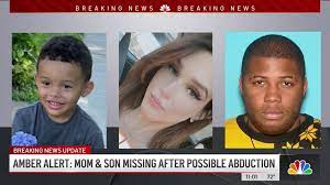 AMBER Alert: Mom and Son Missing From ...