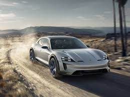 Porsche Mission E Cross Turismo  W