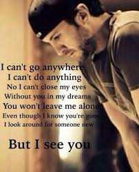 Country Love Song Quotes Classy Country Love Song Quotes By Luke Bryan Quotesta