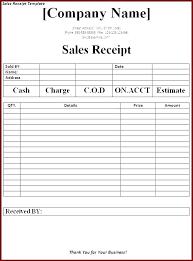 Auto Sales Receipt Template 5 Car Sales Invoice Template Nanny Example Receipt Uk