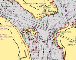 Great Lakes Mariners Get New Noaa Nautical Chart For St